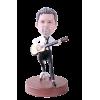 Figurine personnalisée guitariste