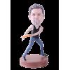 Figurine personnalisée frisbee