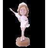 Figurine personnalisée infirmière