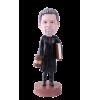 Figurine personnalisée juge