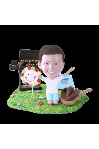 Figurine personnalisée enfant