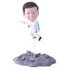 Personalized bobbleheads