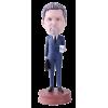 Figurine personnalisée starbucks