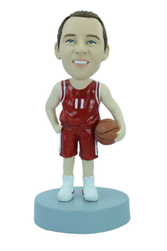 Figura personalizable Jugador de baloncesto