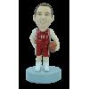 Figurine personnalisée en basketteur