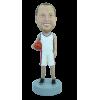 Personalizierte Figur Profi-Basketball