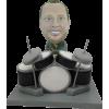 Figurine personnalisée batteur