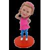 Figurine personnalisée petite fille