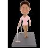 Figurine personnalisée super danseuse