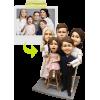 Figuras personalizadas 5 personas (100%)