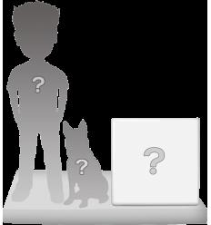 Figurine personnalisée à 100% 1 personne + 1 décor + 1 Animal