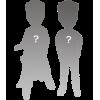 Figuras personalizadas de pareja (100%) + 1 moto