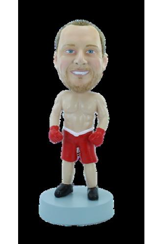 Figura personalizable Boxeador