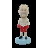 Figurine personnalisée boxeur