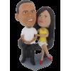 Personalisierten Figuren Paar