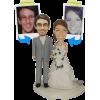 Figura de boda 100% personalizabile