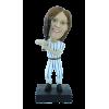 Figurine personnalisée baseballeuse