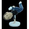 Custom bobblehead Break dancer