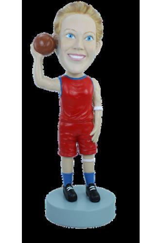 Figura personalizable Capitán de Baloncesto