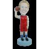 Custom bobblehead Basketball Captain