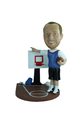 Custom bobblehead This is my play ground