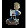 Figurine personnalisée basketteur