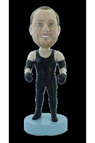 Custom bobblehead Wrestler