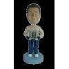 Figura personalizable Campeón de artes marciales