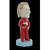 Custom bobblehead Woman Runner Formula 1