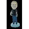 Figurine personnalisée en fan de rugby
