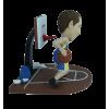 Figurine personnalisée feinte de jeu