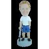 Figura personalizable Golfista