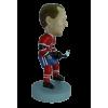 Figurine personnalisée hockeyeur