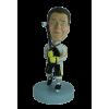 Custom bobblehead Professional Hockey player