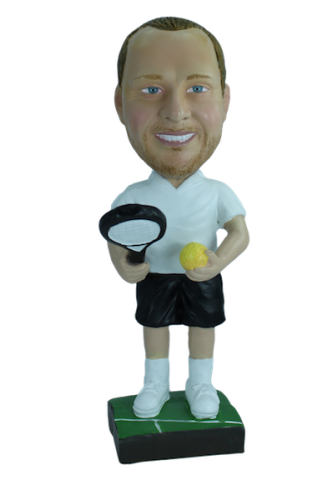 Figura personalizable Tenista