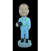 Figurine personnalisée en parachutiste