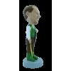 Figurine personnalisée pêcheur