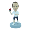Figurine personnalisée ping-pong