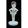 Personalizierte Figur Pom-pom girl