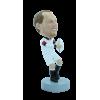 Custom bobblehead Rugbyman