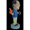 Figurine personnalisée de supporter
