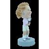 Figurine personnalisée en tennis woman