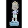 Figurine personnalisée tennis woman