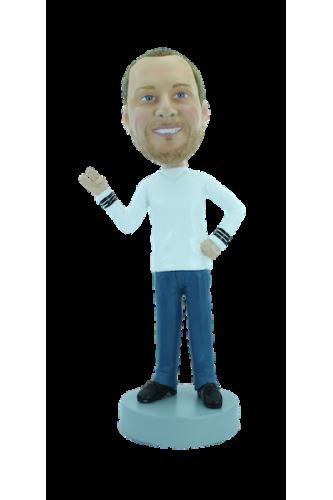Figurine personnalisée winner