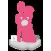 Figura de boda 100% personalizabile + accesorio S