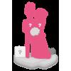 Custom wedding bobblehead + accessory size M