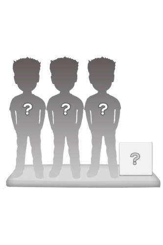 3 persons 100% customizable bobbleheads + accessory size M