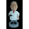 Figurine personnalisée de chef cuisinier