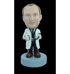 Figurine personnalisée de chef de service