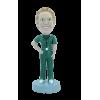 Figurine personnalisée de chirurgienne